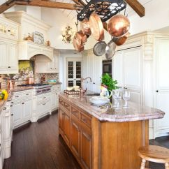 Country Kitchen Islands Stainless Steel Trash Can 20 Ways To Create A French
