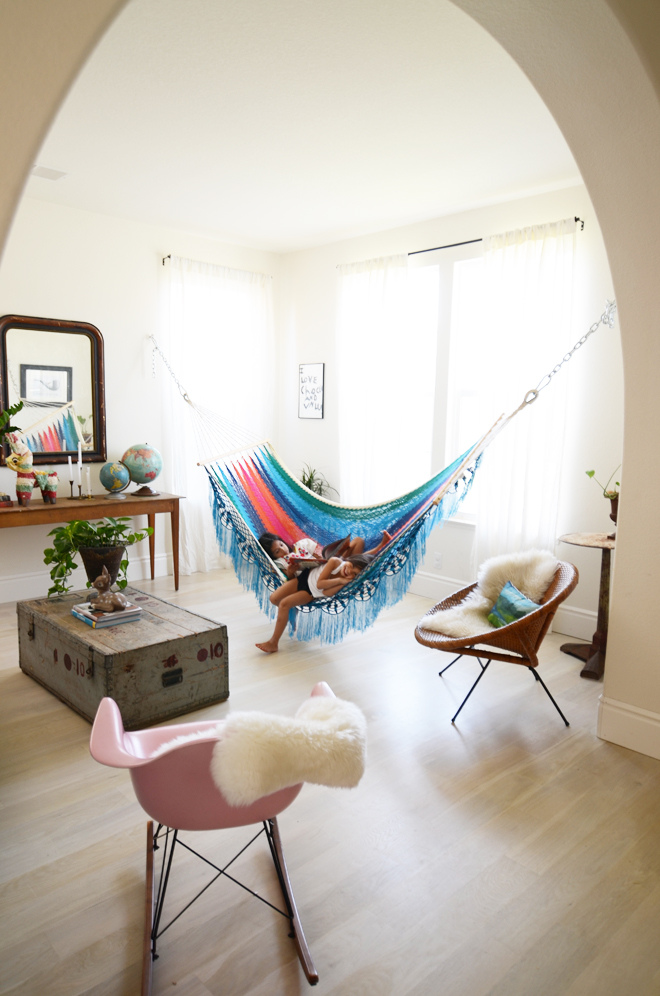 Its Swing Time With Indoor Hammocks  Inspiring