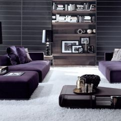 Images Of Grey Living Room Furniture Flower Decorations For How To Match A Purple Sofa Your Decor