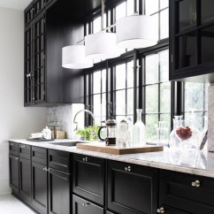 Majestic Kitchen Cabinets Package Deals One Color Fits Most: Black