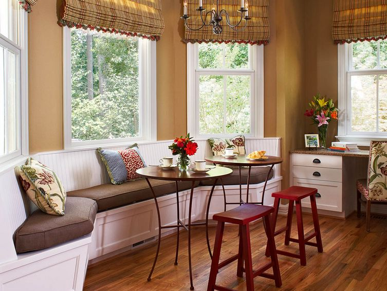 kitchen tables & more modern valances ways of integrating corner in your decor opt for a duo flexibility