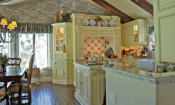 french country kitchen decor 20 Ways to Create a French Country Kitchen