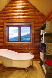 Log Cabin Bedroom Decor