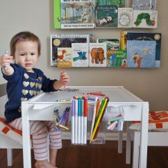 Toddler Table And Chairs Ikea Plastic With Stainless Steel Legs Playful Kids' Designs Ways To Improve Them