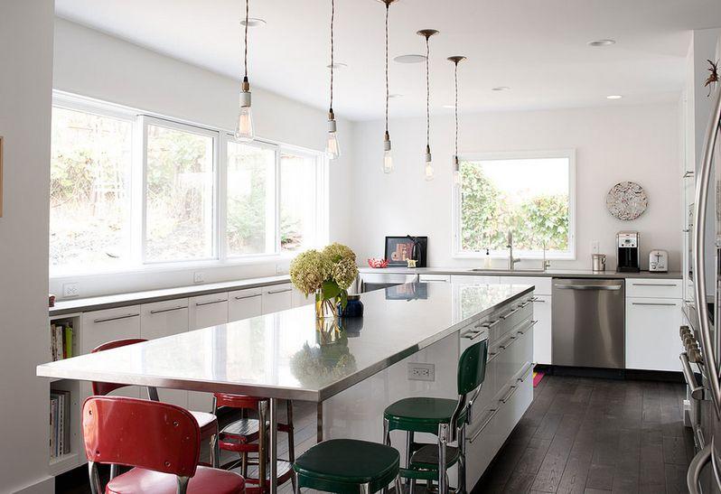 Edison Lighting For Kitchen Island Home Decorating Trends Homedit