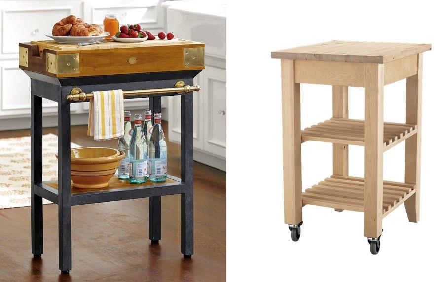 kitchen cart table cabinets sale top 10 favorite ikea hacks