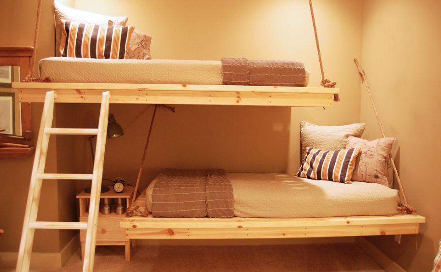 20 cool bunk beds
