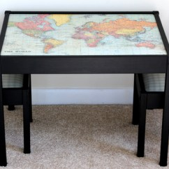 Ikea Kids Table And Chairs Golden Lift Canada Playful Designs Ways To Improve Them View In Gallery