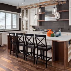 Kitchen Bulbs Designs For Small Spaces Using Edison Light In Nostalgic Interior