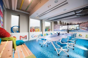 google office budapest inside meets function conference