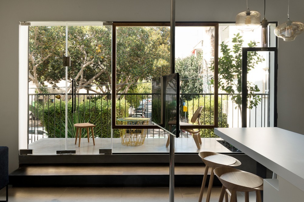 Smart TelAviv Apartment Improved With A New Layout