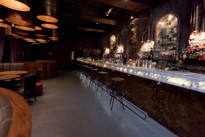 Brick Bar Design