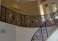 Interior Designs That Revive The Wrought Iron Railings