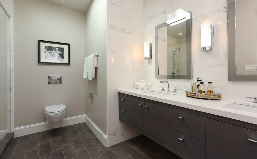 Wall Hung Bathroom Sinks