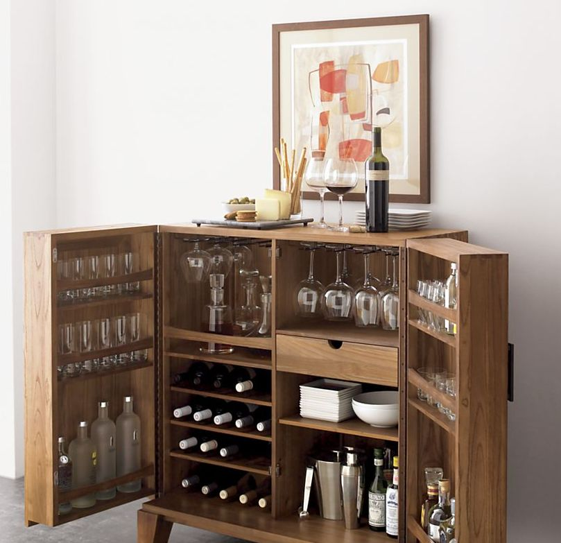 Mini Bar Furniture For Stylish Entertainment Areas