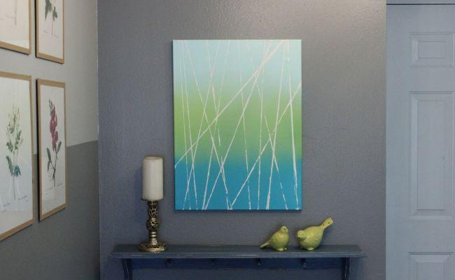 Diy Abstract Art Quick Customized Modern Artwork