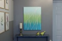 DIY Abstract Art  Quick & Customized Modern Artwork