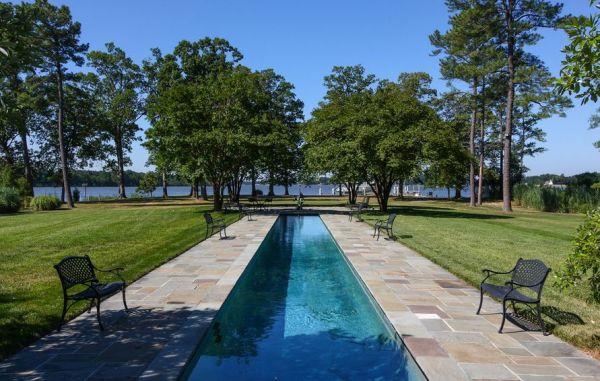 benefits of lap pools