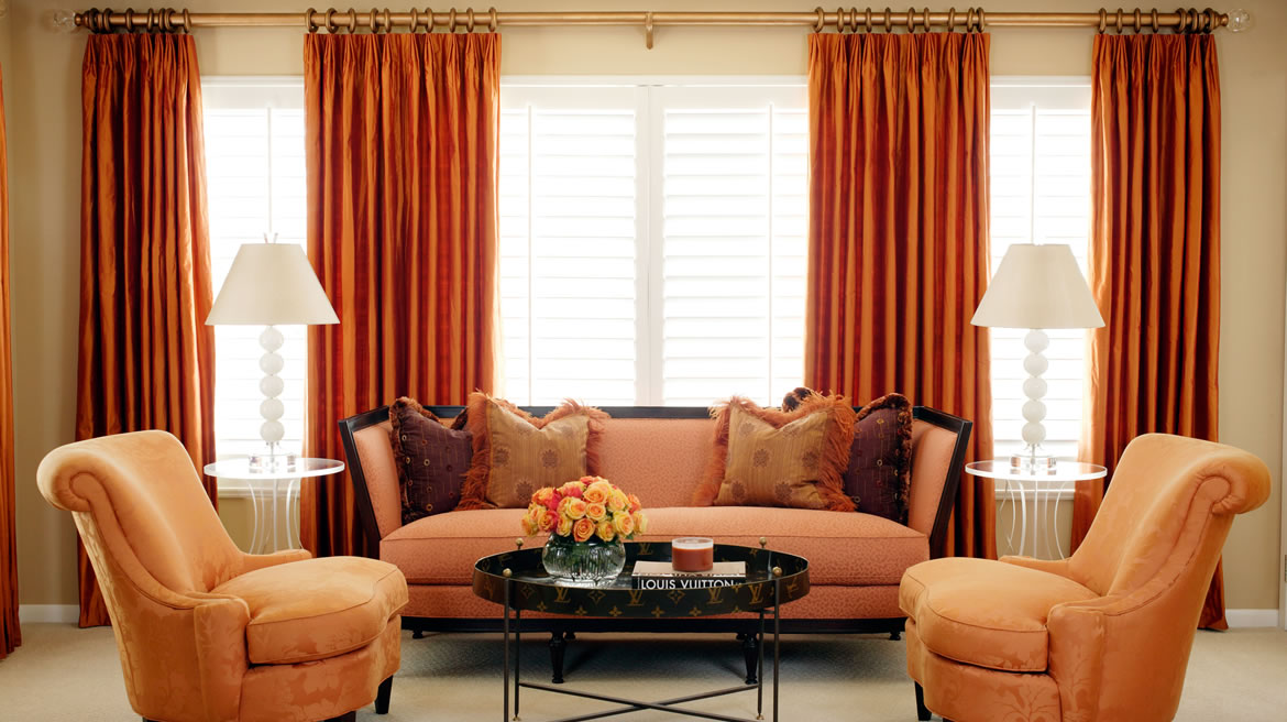 retro living room coffee table designer rooms colors that make orange and compliment its tones