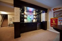 Basement Designs and Decor that POP!