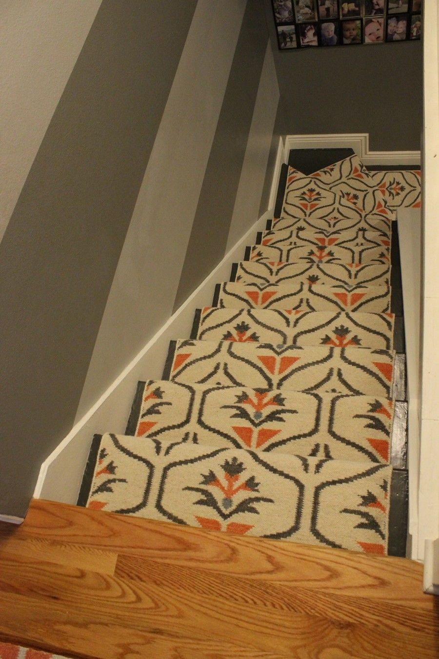Update Your Staircase How To Remove And Install Carpet On The Stairs   Carpeted Stairs To Wood   Brown Flooring   Wooden   Vinyl Plank   Middle Open Concept   Carpeting