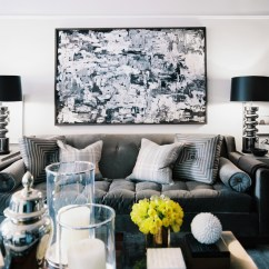 Living Room Color Schemes With Grey Design For Tv Cabinet Interesting But Neutral Palettes The Home White Gray Black