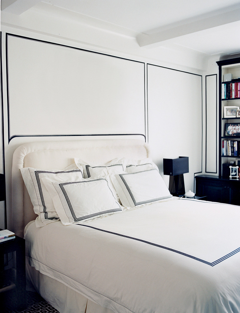 35 Timeless Black And White Bedrooms That Know How To