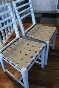 DIY Jute Chair Seat: Give an Old Chair New Purpose