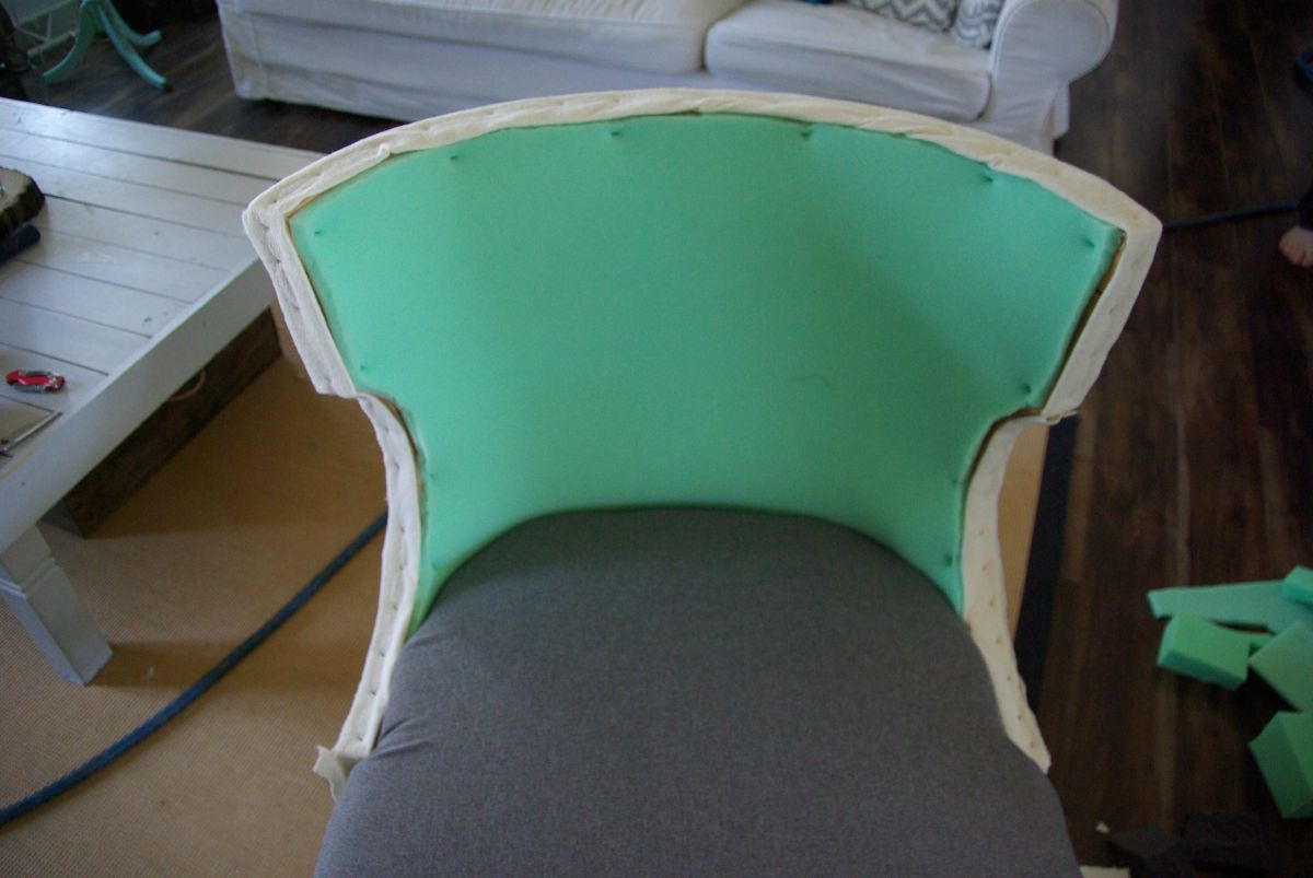 material for chairs to recover office chair weight capacity no sew full reupholster