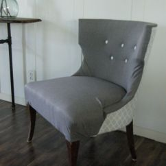 How Much Fabric To Cover A Chair Cushion Lounge Chairs For Bedroom No Sew Full Reupholster