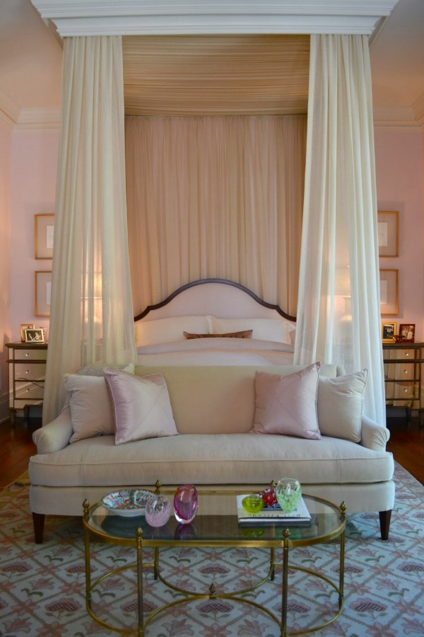 Over the Bed Canopy for Bedroom