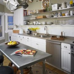 Stainless Kitchen Remodeling Birmingham Al Increased Functionality Steel Work Tables