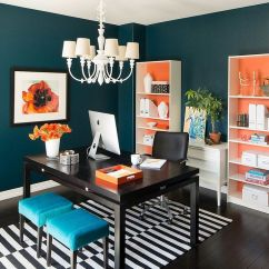 Dark Turquoise Living Room Walls Contemporary Wall Decor For How To Use In Every Of The House Teal Office