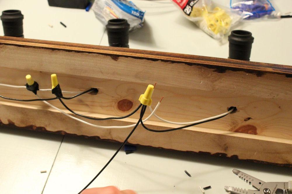 medium resolution of wiring light diy