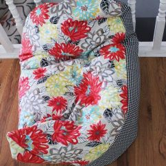 How To Sew Bean Bag Chair Outdoor Composite Rocking Chairs Super Simple Diy Kids Chair: A Step-by-step Tutorial