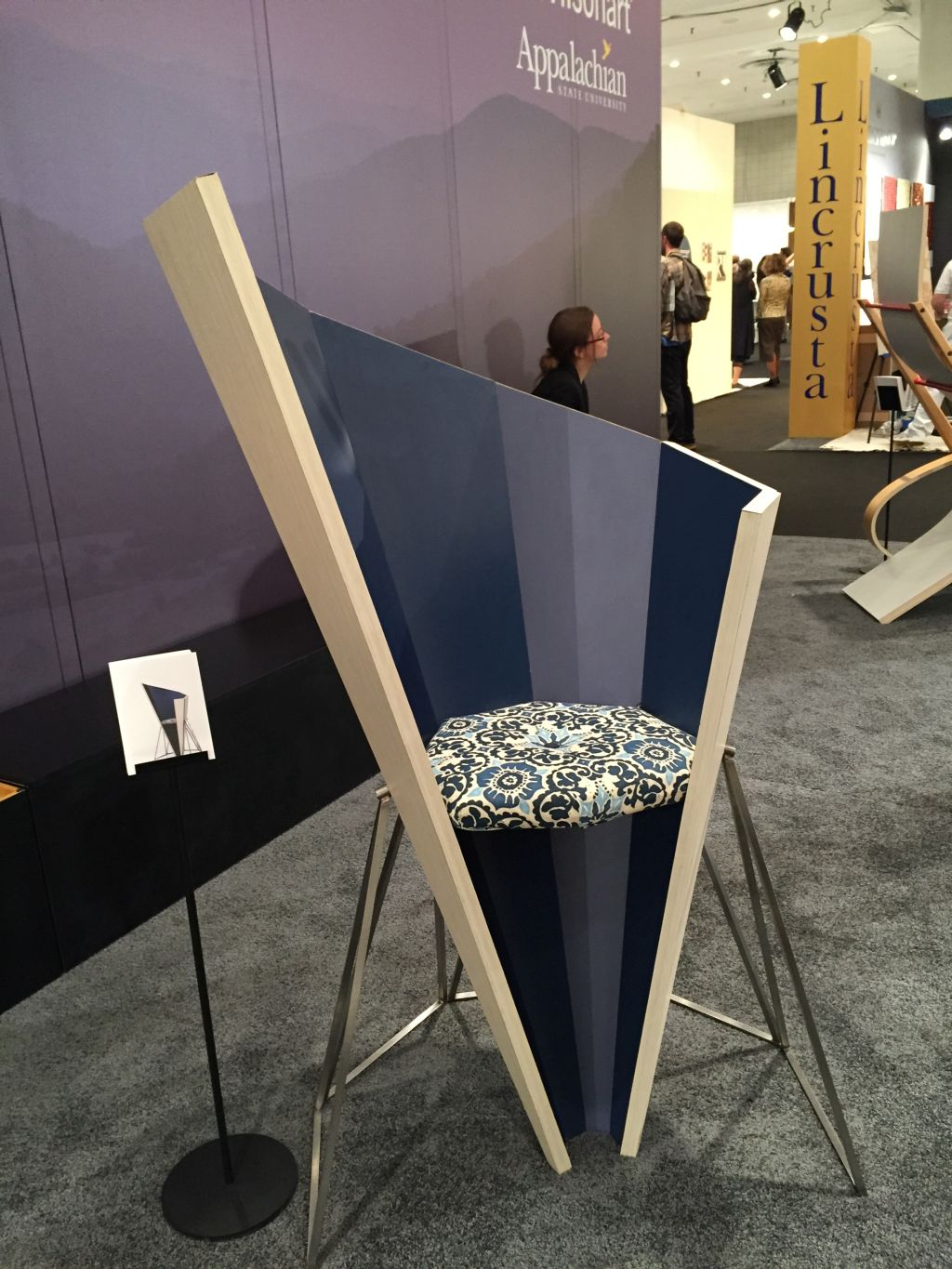 chair design program room and board leather innovative home designs from icff 2015