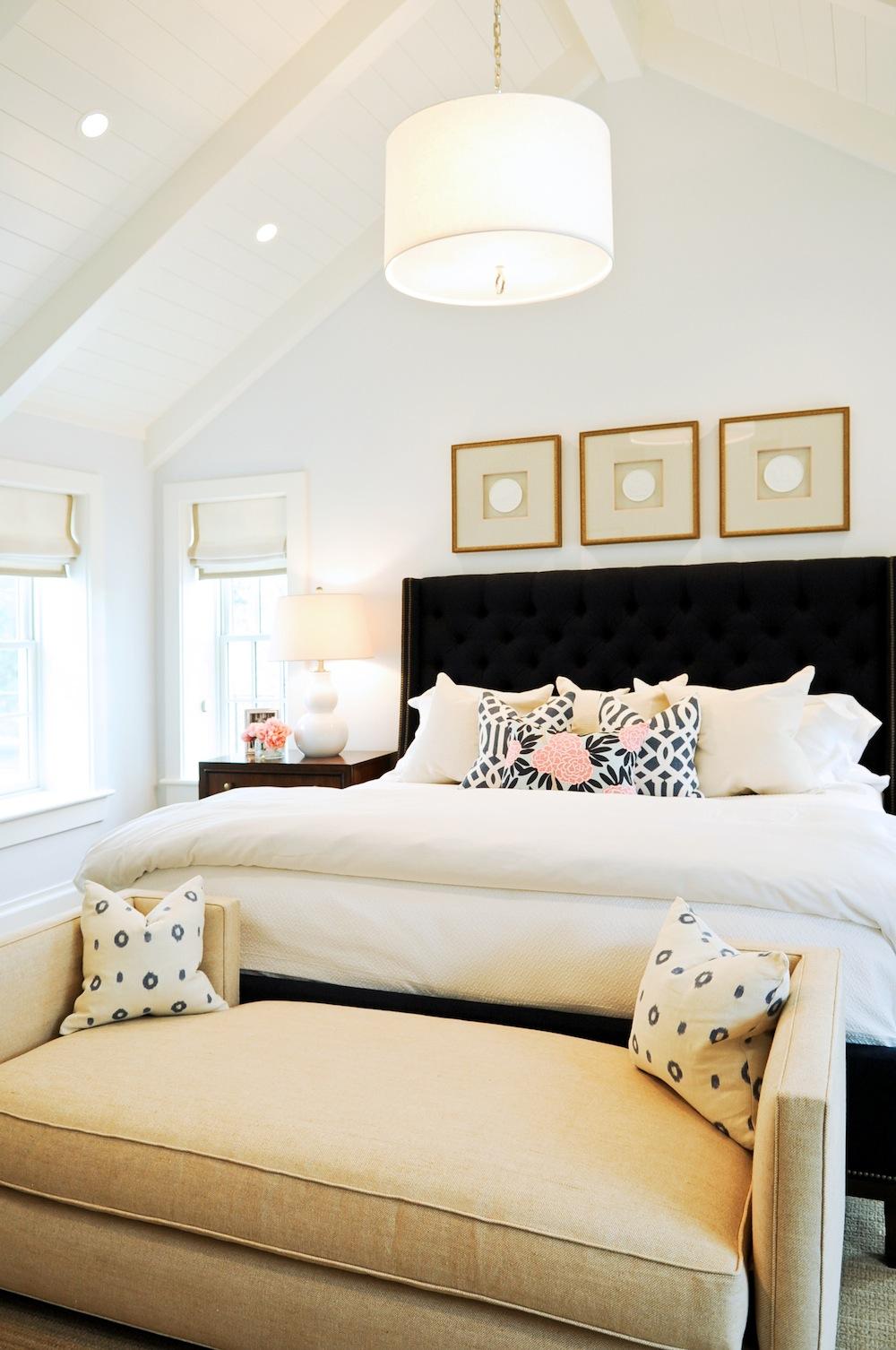 Black Bedroom Chandelier