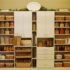 Kitchen Pantry Storage Curtains Country 15 Ideas With Form And Function