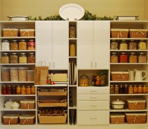 Kitchen Pantry Storage Ideas