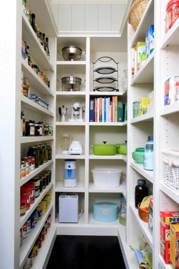 Small Kitchen Pantry Design Ideas
