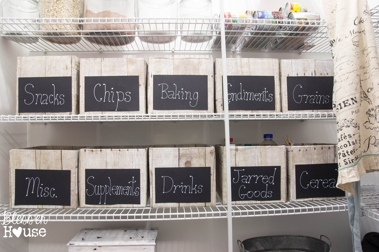 kitchen storage boxes unfinished cabinet doors home depot 15 pantry ideas with form and function