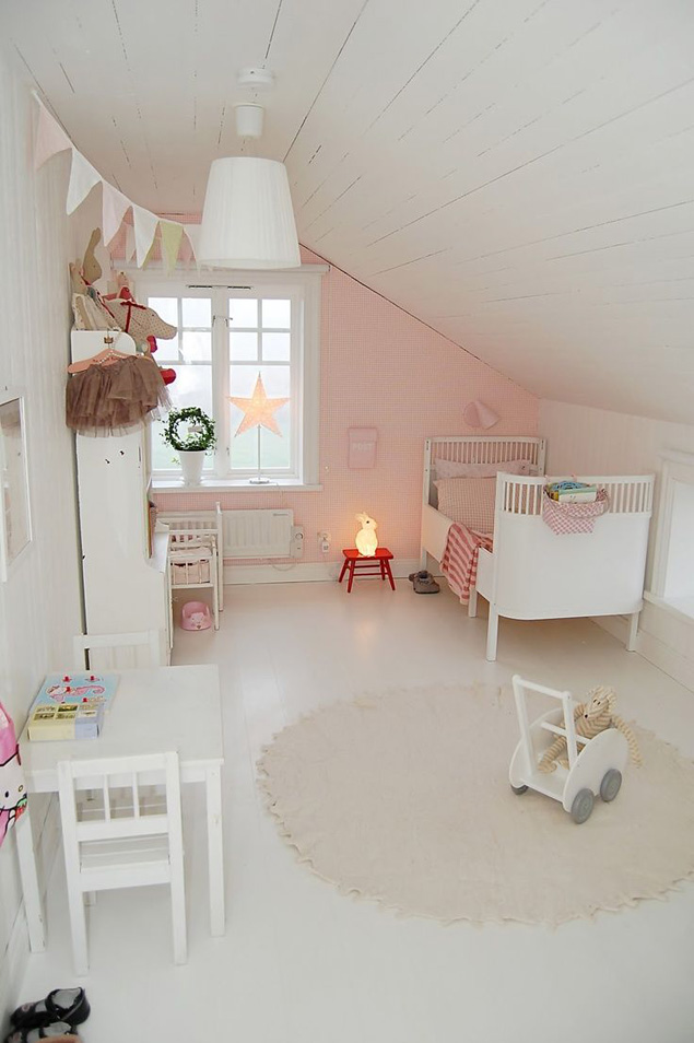 20 whimsical toddler bedrooms for little girls