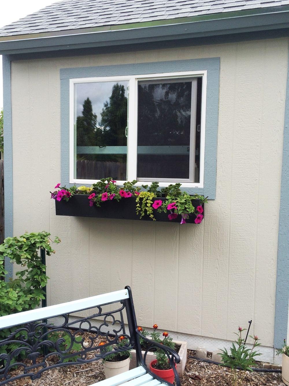 Make Your Own Planter Box