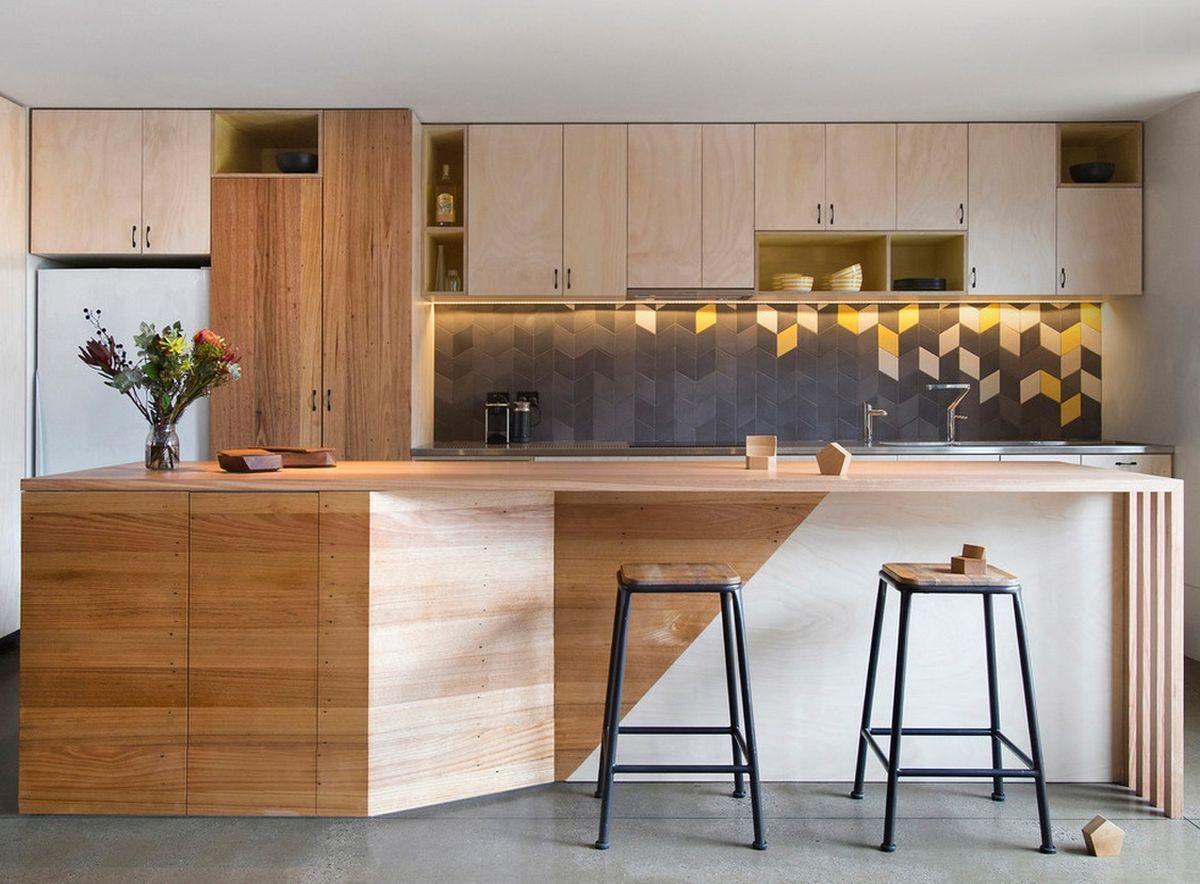 kitchen backsplash design cabinet warehouse geometric designs and decor possibilities assymetrical