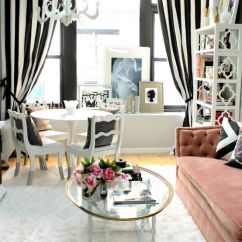 Black And White Curtains For Living Room Decorating Ideas Small Narrow Rooms Remarkable Ways To Inspire With Striped
