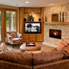 Big Sofas In Small Rooms Bohemian Sofa Slipcovers When And How To Place Your Tv The Corner Of A Room