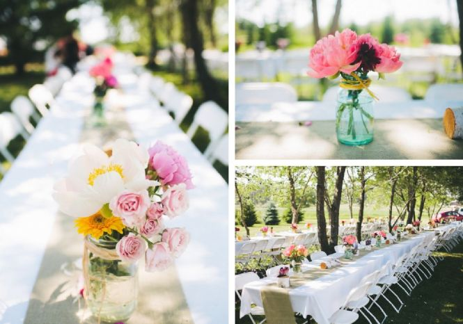Outdoor Wedding Decorating Ideas On Decorations With Garden Decor Best