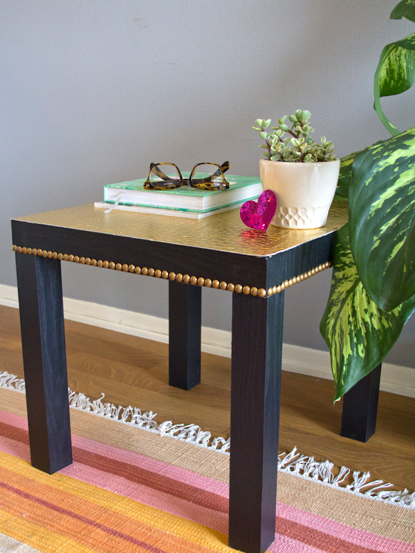 lack sofa table as desk dark blue leather bed 15 diy ikea makeovers you can try at home
