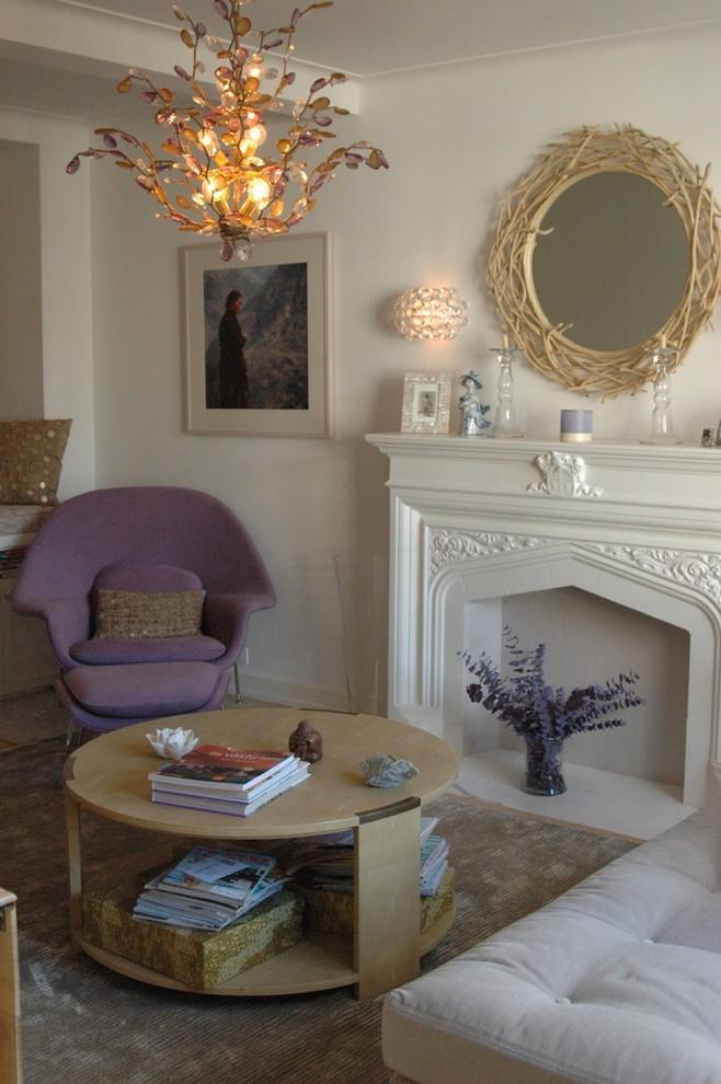Decorating Inside Fireplace