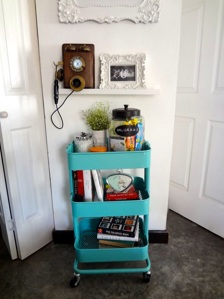 36 Creative Ways To Use The RSKOG Ikea Kitchen Cart